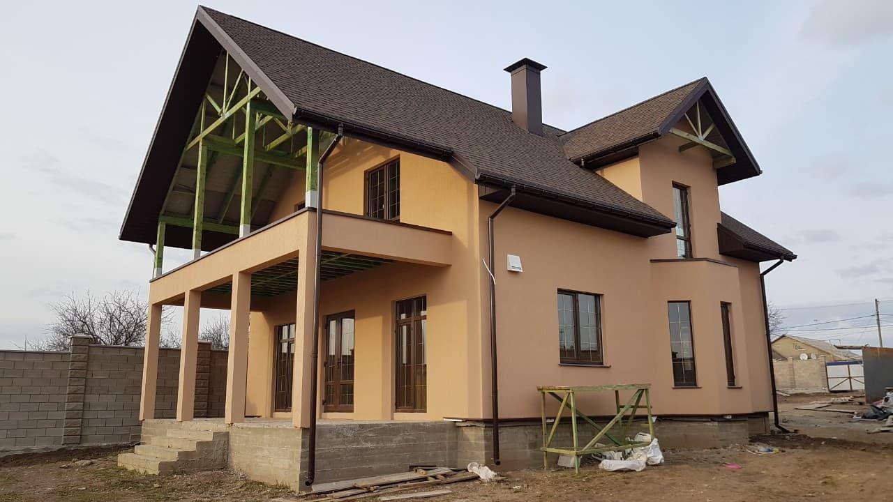 noviy postroennyy dom